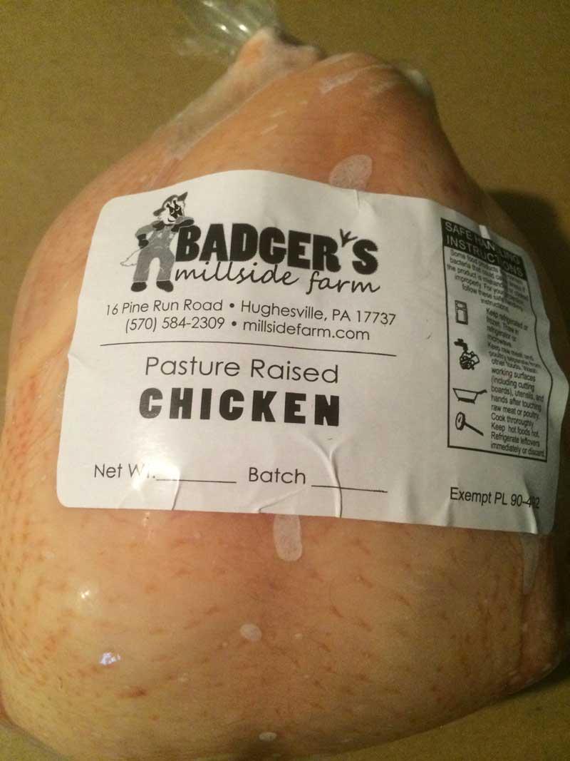 Debunking The Fresh Chicken Fallacy Badger S Millside Farm